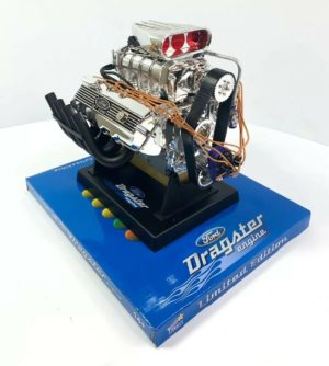 Ford 427 SOHC CID Top Fuel Dragster Model Engine Diecast 1:6 Scale Replica