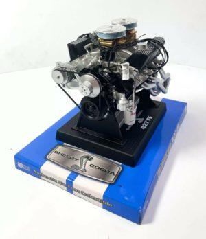 Ford Shelby Cobra 427 FE Model Engine - Diecast 1:6 Scale Motor Replica