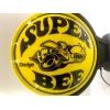 Dodge Super Bee Logo Indoor Plastic Light Up Revolving Sign