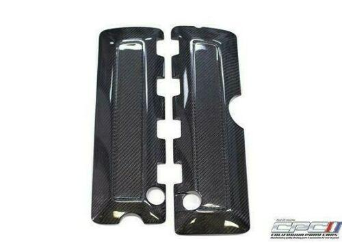 Real Carbon Fiber Engine Valve Coil Pack Covers For 2011-17 Ford Mustang GT 5.0