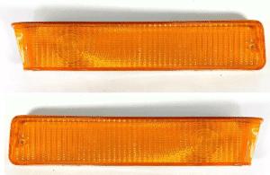 Front Park Signal Marker Light For 1978-1979 Ford Pickup Trucks - Choose Side