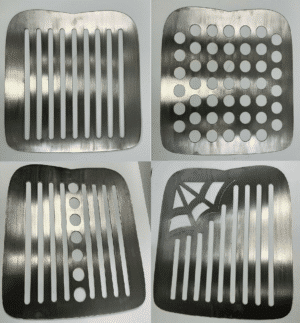 Custom Steel Insert for 1928 & 1929 Ford Radiator Grill Shell (Model A)