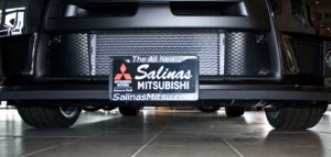 Sto N Sho License Plate Bracket for 2012-16 Mitsubishi Lancer Evolution w/ Aero