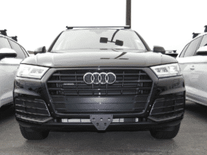 Sto N Sho License Plate Bracket for 2018-2019 Audi Q5 (Removable / Metal)