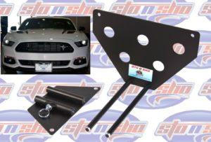 Sto N Sho License Plate Bracket for 2015-2017 Ford Mustang 2.3L/GT/V6