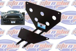Sto N Sho License Plate Bracket for 2015-2017 Ford Mustang Roush (Removable)