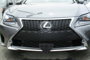 Sto N Sho License Plate Bracket for 2017-2018 Lexus RC350 F Sport (Removable)