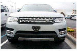Sto N Sho License Plate Bracket for 2014-17 Range Rover Sport (Removable)