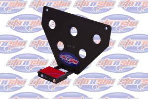Sto N Sho License Plate Bracket for 2017-18 BMW X4 M40i and X5M (Removable)