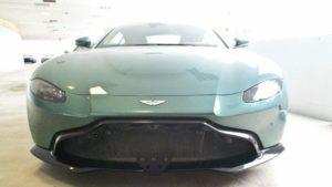 Sto N Sho License Plate Bracket For 2019 Aston Martin Vantage