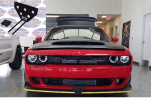 Sto N Sho License Plate Bracket 2015-2019 Dodge Challenger Hellcat / Demon