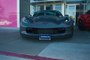 Sto N Sho License Plate Bracket for 2015-2019 Corvette Z06 Stage 1