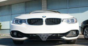Sto N Sho License Plate Bracket for 2012-2016 BMW 235i/335i/435i non M Sport