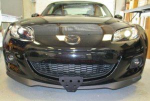 Sto N Sho License Plate Bracket for 2013-15 Mazda Miata MX-5 Club Option