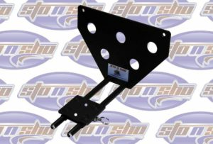 Sto N Sho License Plate Bracket for 2018-2019 Ford Mustang RTR (Ready to Rock)