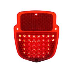 LED Tail Light Lens For 1953-56 Ford Truck - R/H