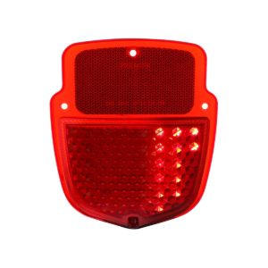 38 LED Sequential Tail Light For 1953-56 Ford Truck - L/H