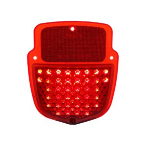 38 LED Sequential Tail Light For 1953-56 Ford Truck - R/H