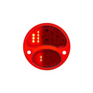 31 LED Red Sequential Tail Light, R/H For 1928-31 Ford Car