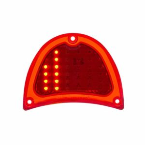 32 LED Sequential Tail Light For 1957 Chevy Passenger Car