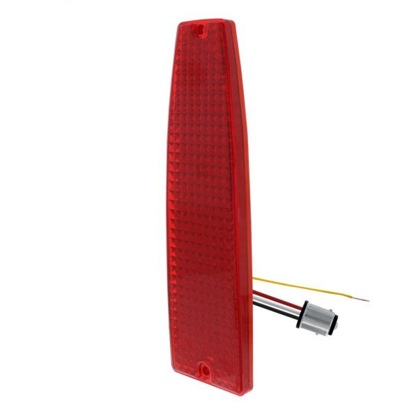 One-Piece Style Sequential LED Tail Light For 1966-67 Chevy II & Nova