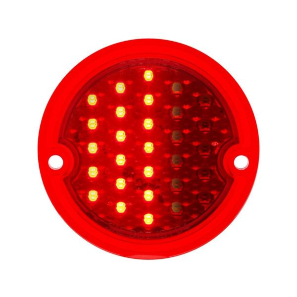 29 LED Sequential Tail Light For 1954-59 Chevy & GMC 2nd Series Stepside Truck