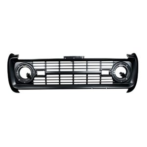 Black Grille Without Lettering For 1969-77 Ford Bronco