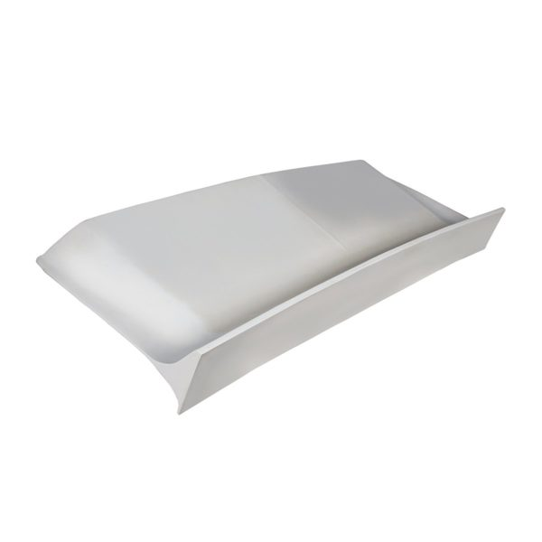 Eleanor Style Fiberglass Trunk Lid For 1967-68 Ford Mustang Fastback