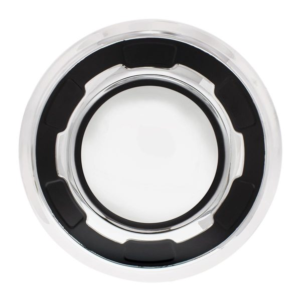 Chrome Center Hubcap For 1978-84 Ford F250/F350 Truck