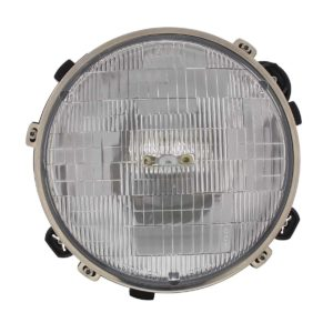 Headlight Assembly For 1997-2006 Jeep Wrangler - L/H