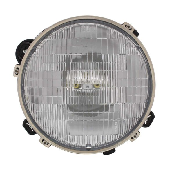 Headlight Assembly For 1997-2006 Jeep Wrangler - R/H