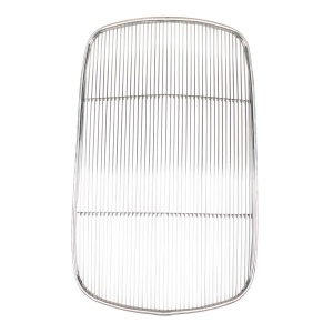 Original Style Stainless Steel Grille Insert Without Crank Hole For 1932 Ford Car