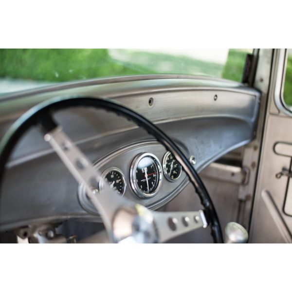 Dash Panel w/OE Style Center Hole For 1932-34 Ford Truck