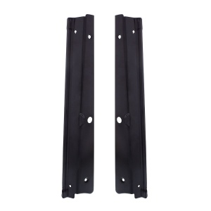 Windshield A-Pillar Trim Covers For 1932-34 Ford Truck (Pair)