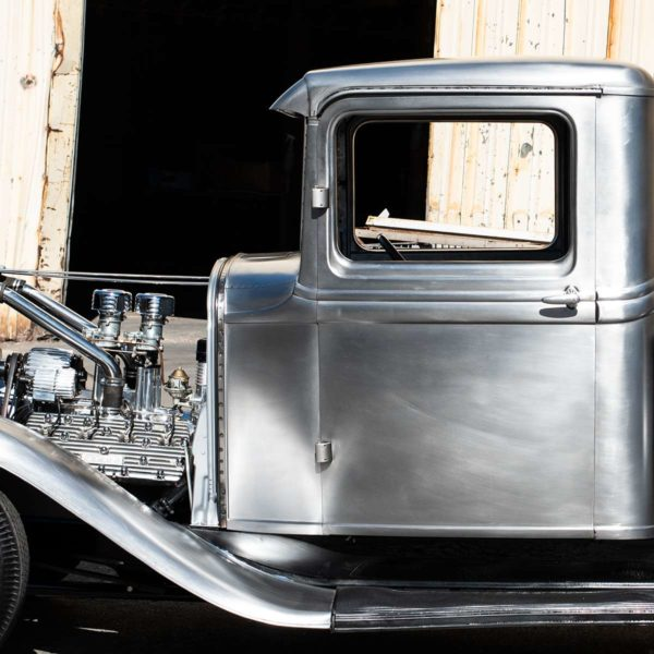 Cowl Side Panel for 1932-34 Ford Truck - R/H