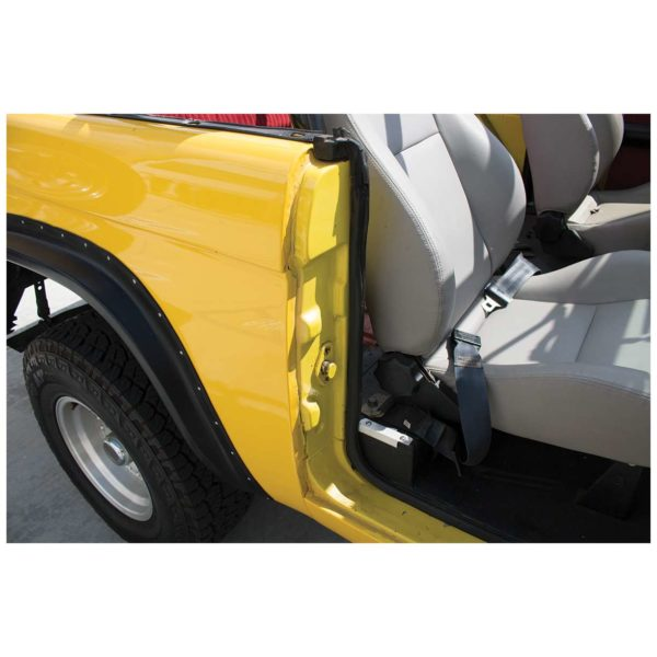B-Pillar Door Jamb For 1968-77 Ford Bronco - R/H