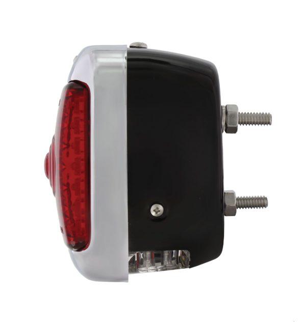 45 LED Tail Light w/Black Housing For 1940-53 Chevy & GMC Truck - L/H